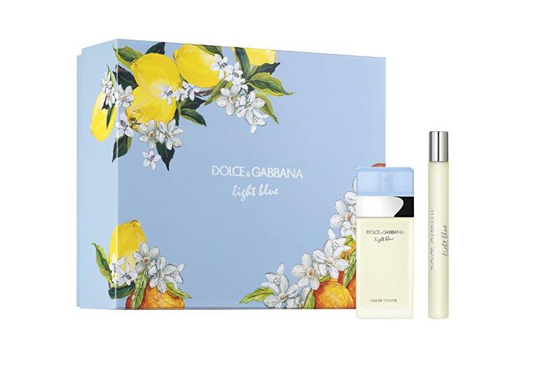 Dolce & Gabbana Light Blue - EDT 25 ml + EDT 10 ml