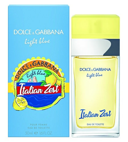 Dolce & Gabbana Light Blue Italian Zest - EDT 100 ml