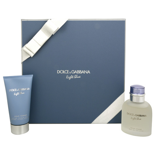 Dolce & Gabbana Light Blue Pour Homme - EDT 75 ml   balzám po holení 75 ml