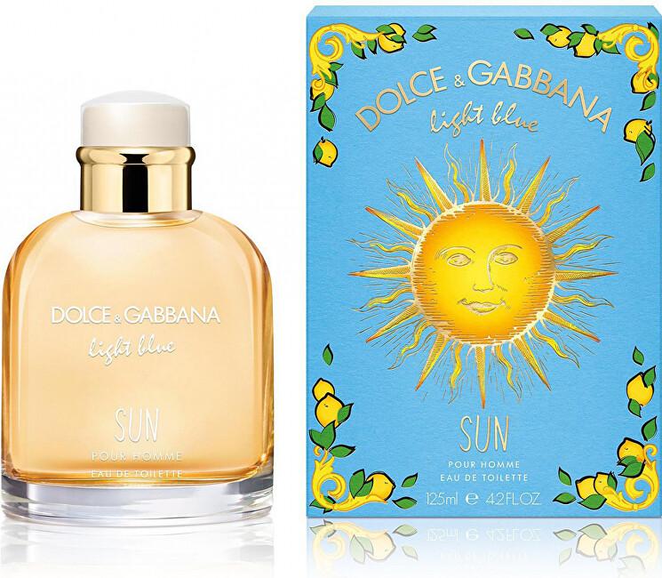 Dolce & Gabbana Light Blue Sun Pour Homme - EDT 75 ml