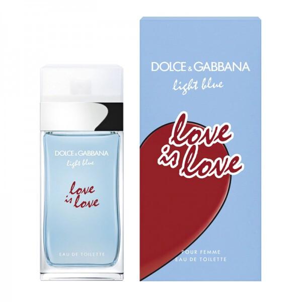 Dolce & Gabbana Light Blue Love Is Love Pour Femme - EDT 100 ml