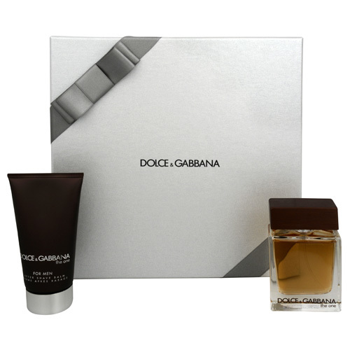 Dolce & Gabbana The One For Men - EDT 50 ml + balzam po holení 75 ml