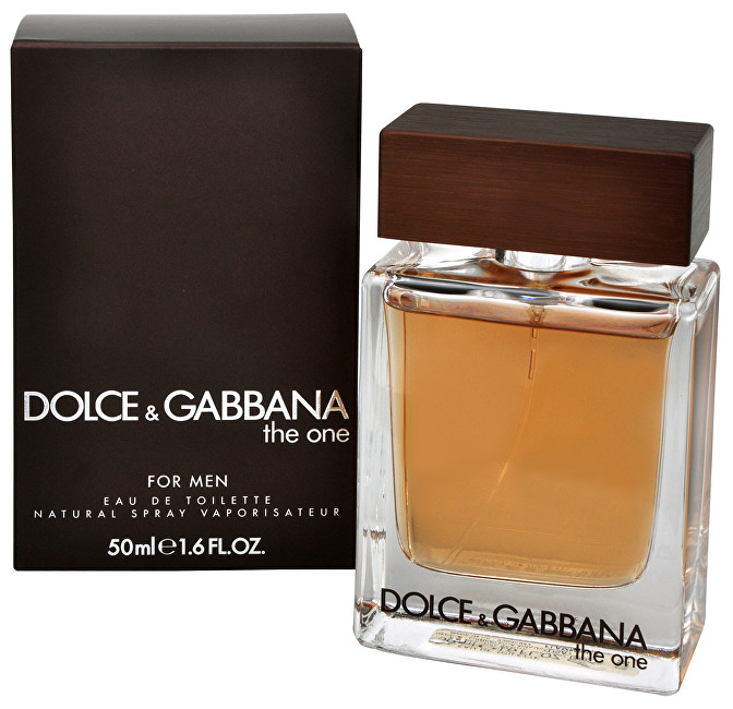 Dolce  Gabbana The One For Men  EDT  SLEVA  bez celofánu chybí cca 2 ml 100 ml