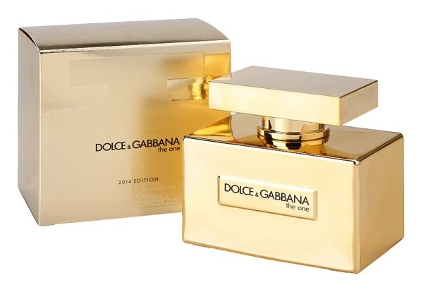 Dolce & Gabbana The One Gold 2014 Limited Edition parfumovaná voda dámska 75 ml
