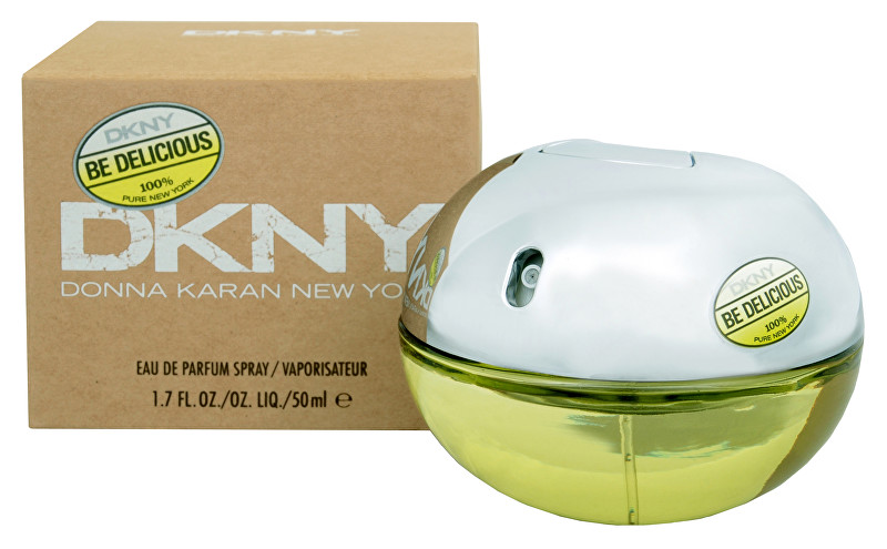 DKNY Be Delicious parfumovaná voda dámska 50 ml