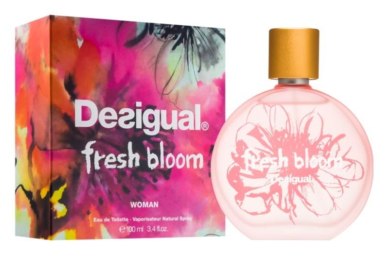 Desigual Fresh Bloom toaletní voda dámská 100 ml