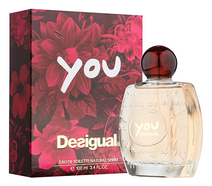 Desigual You - EDT 100 ml