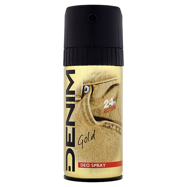 Denim Gold - deodorant ve spreji 150 ml