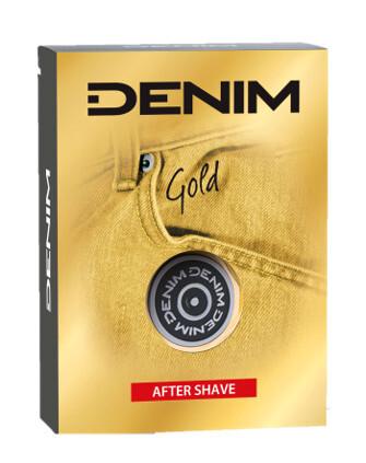 Denim Gold voda po holení 100 ml