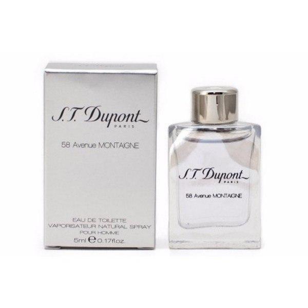 S.T. Dupont 58 Avenue Montaigne Pour Homme - miniatura EDT 5 ml