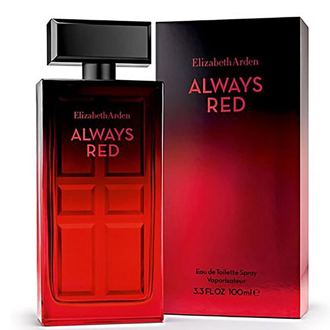 Elizabeth Arden Always Red - EDT 100 ml