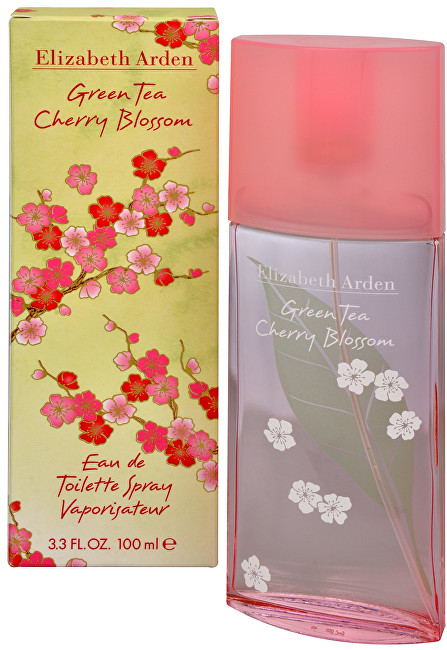 Elizabeth Arden Green Tea Cherry Blossom - EDT 100 ml