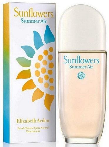 Elizabeth Arden Sunflowers Summer Air - EDT 100 ml