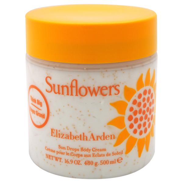 Elizabeth Arden Sunflowers - tělový krém 500 ml