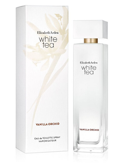 Elizabeth Arden White Tea Vanilla Orchid  EDT 50 ml