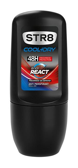 STR8 Body React - kuličkový deodorant 50 ml