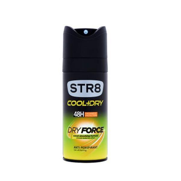 STR8 Dry Force - deodorant ve spreji 150 ml
