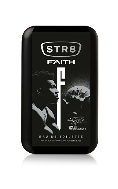 STR8 Faith - EDT 50 ml