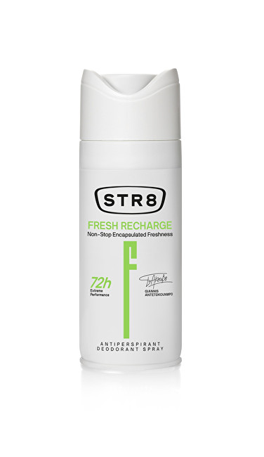 STR8 Fresh Recharge deospray 150 ml
