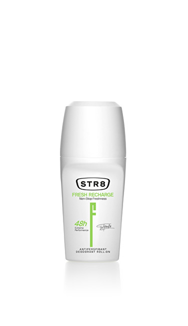 STR8 Fresh Recharge antiperspirant deo roll-on 50 ml