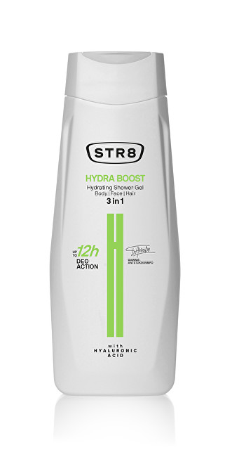 STR8 Hydra Boost sprchový gel 400 ml