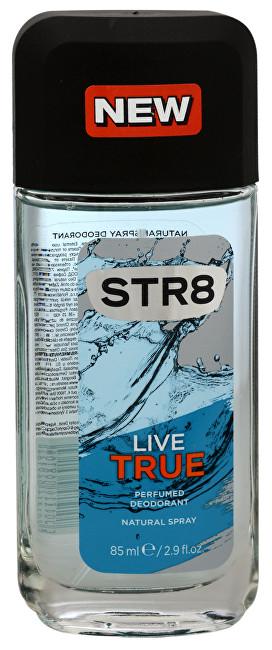 STR8 Live True deodorant s rozprašovačem 85 ml