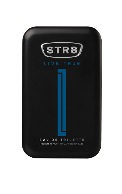 STR8 Live True - EDT 50 ml