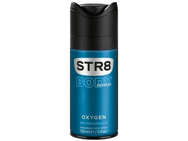 STR8 Oxygen - deodorant ve spreji 150 ml