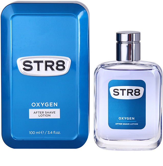 STR8 Oxygen - voda po holení 50 ml