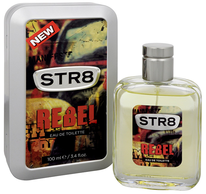 STR8 Rebel - EDT 100 ml