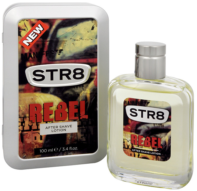 STR8 Rebel - voda po holení 50 ml