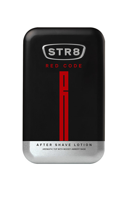 STR8 Red Code - voda po holení 100 ml