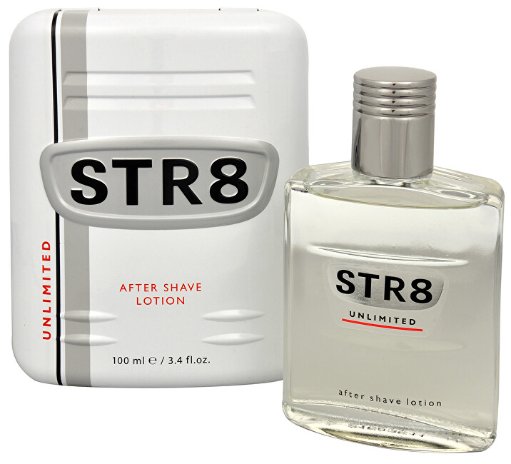 STR8 Unlimited - voda po holení 50 ml