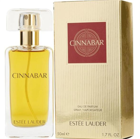 Estée Lauder Cinnabar - EDP 50 ml