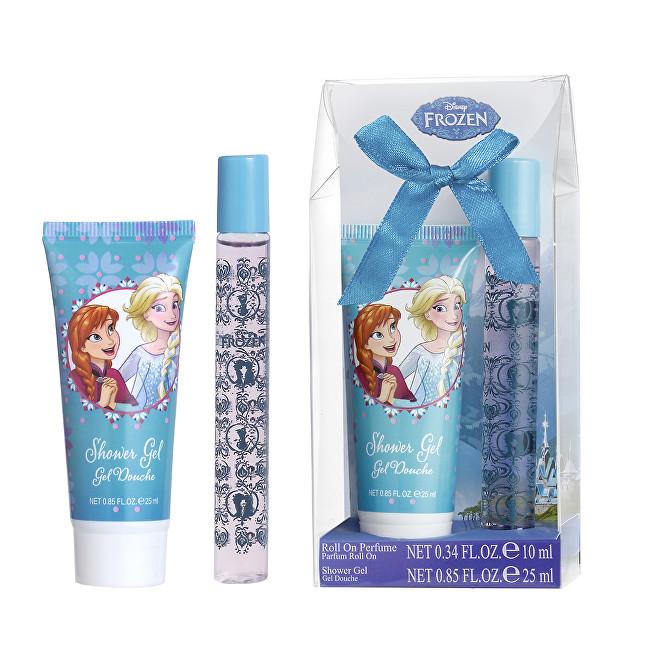 EP Line Disney Frozen - EDT 8,5 ml + sprchový gel 25 ml