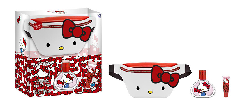 EP Line Hello Kitty - EDT 50 ml   balzám na rty   ledvinka