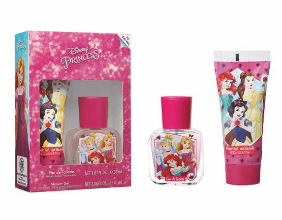 EP Line Princess - EDT 30 ml   sprchový gél 70 ml