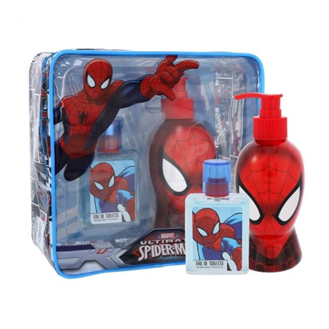 EP Line Spiderman - EDT 50 ml + sprchový gel 250 ml