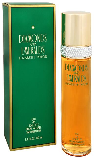 Elizabeth Taylor Diamonds And Emeralds - EDT 100 ml