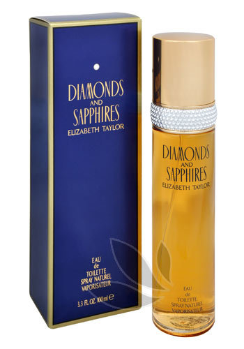 Elizabeth Taylor Diamonds And Saphires - EDT 100 ml