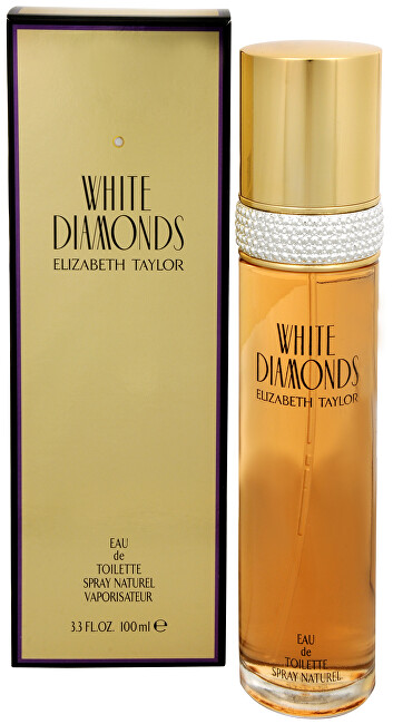 Elizabeth Taylor White Diamonds  EDT 100 ml