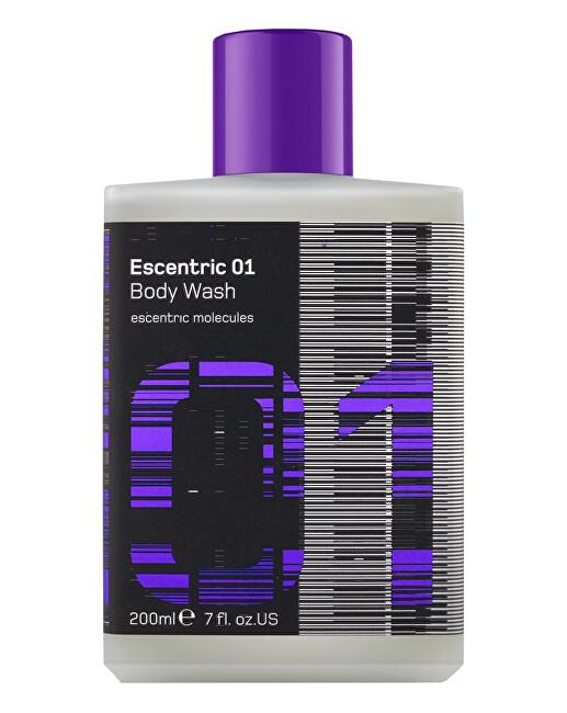 Escentric Molecules Escentric 01 sprchový gel unisex 200 ml