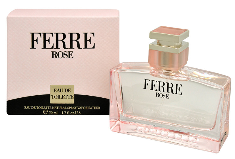 Gianfranco Ferrè Ferre Rose  EDT 100 ml