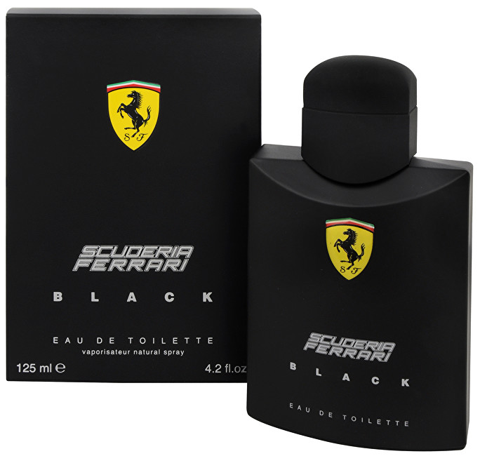 Ferrari Scuderia Black - EDT 75 ml