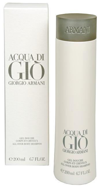 Armani Acqua di Gio pour Homme - sprchový gél 200 ml