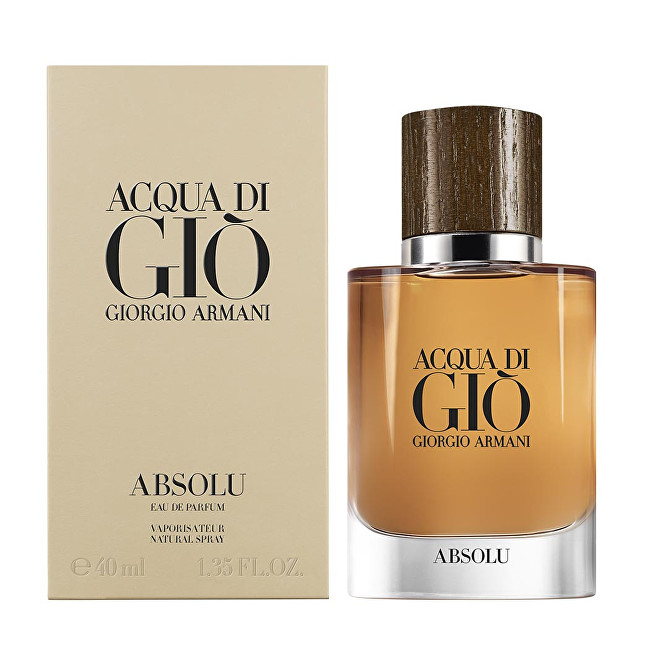 Armani Acqua Di Gio Absolu - EDP 40 ml