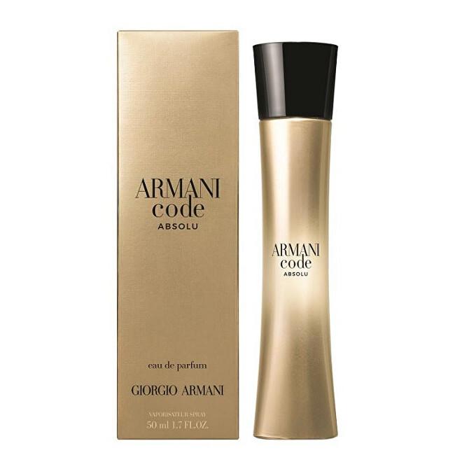 Armani Code Absolu Femme - EDP 75 ml