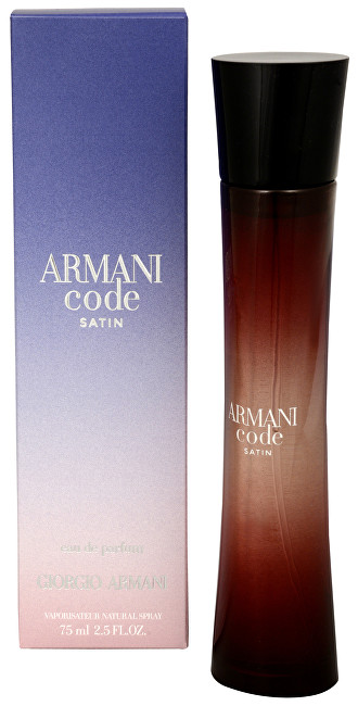 Armani Code Satin - EDP 50 ml