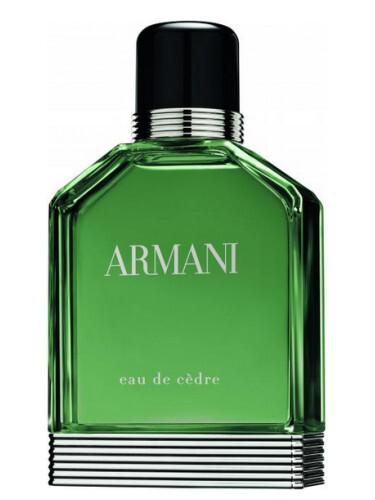 Armani Eau De Cèdre - EDT 50 ml