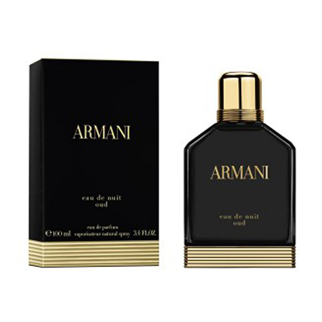 Armani Eau de Nuit Oud - EDP 50 ml